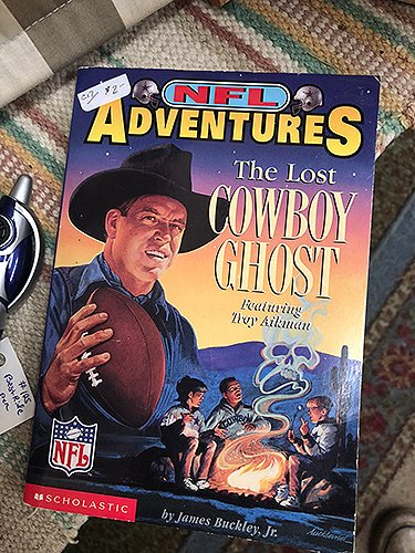 Happy birthday to legend Troy Aikman, who\s probably out solving a Scooby-esque mystery right now