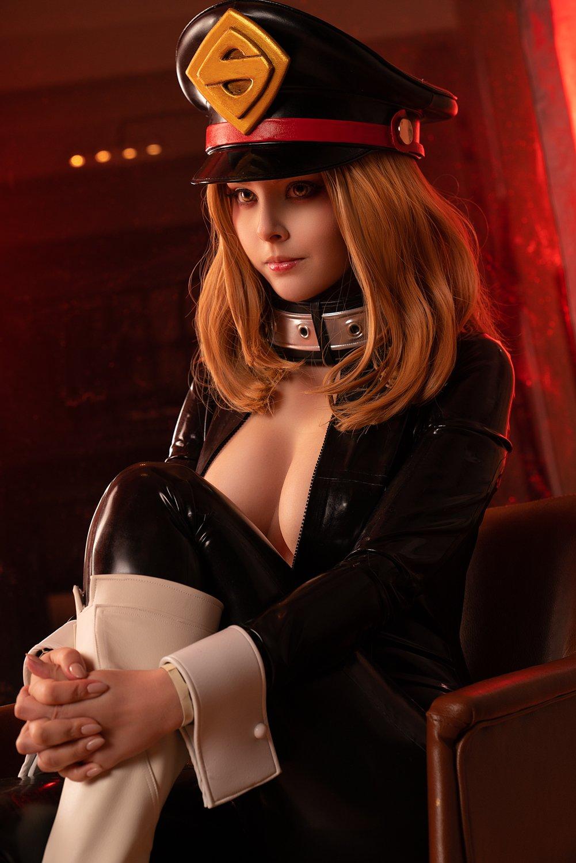 Helly von Valentine Camie Utsushimi Cosplay