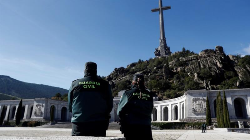 In Spain, Franco's victims stolen from their graves will finally return home to rest