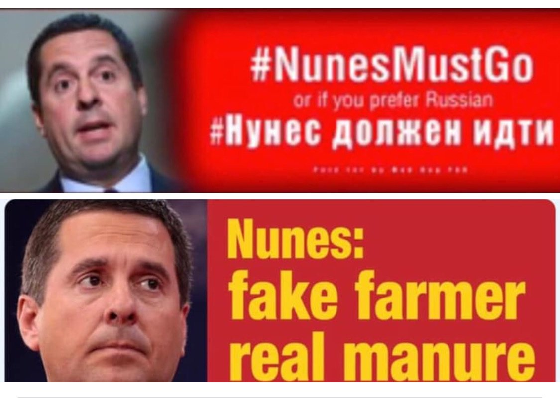 @anneapplebaum @CREWcrew @lauferlaw @latimes GOT THAT #California especially #CentralValley #SoCal #RussianMOB you are about to be outed HUGELY. #TimesUp #Enough Time to Shut Down #DevinFakeFarmerNunes and his #IOWA connections #SenGrassley who saw #HapsburgGroup for #Manafort in 2013 SEE #Mueller #MotionToRevoke EXHIBITS
