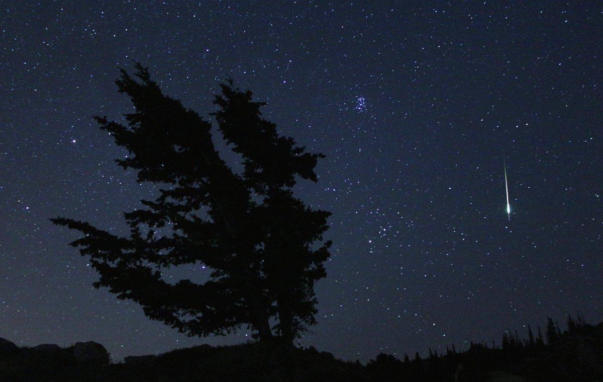 @NASASolarSystem's photo on #MeteorShower