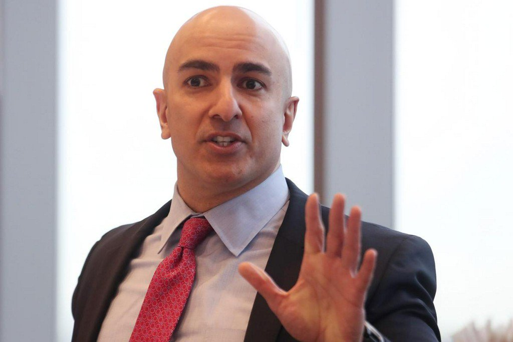 Fed's Kashkari sees continued U.S. growth, but big risk from trade