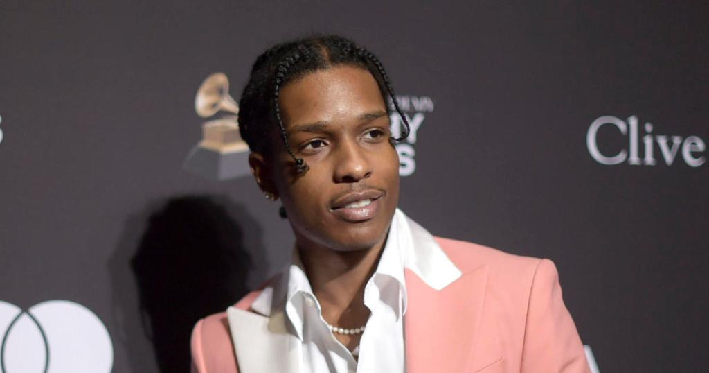 Why does A$AP Rocky keep coming up during the impeachment hearings?