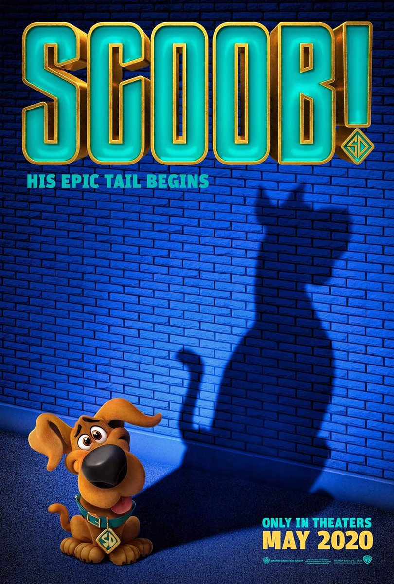 Guys do you remember this guy who made our childhood epic is now returns. Look him how adorable he is #Scoob