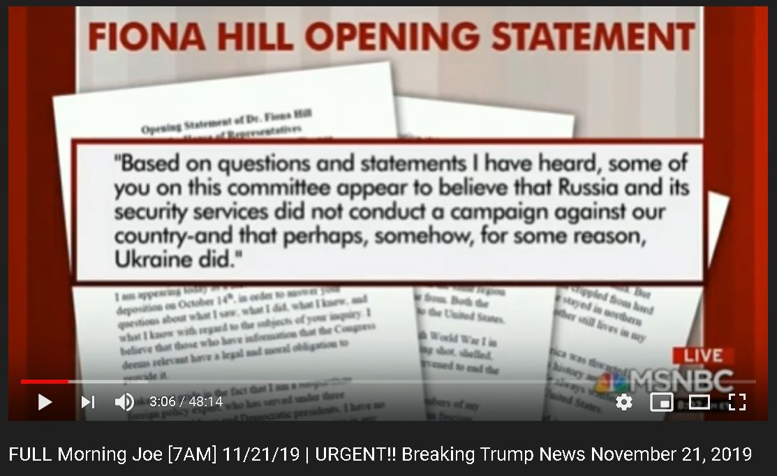 "@WordswithSteph Hear, hear!  These words should be tattooed on all Right-wing pundits & the Trump GOP's foreheads.  We could shorten it to:  ""I helped Trump betray our Country""  #FionaHill"