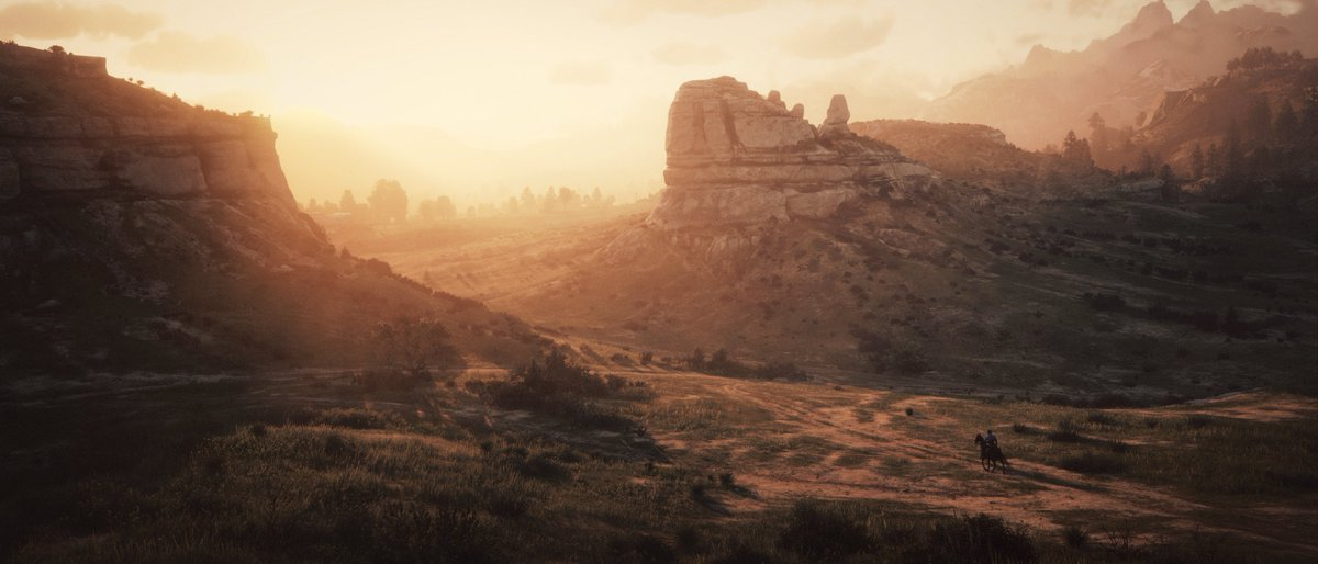 The Heartlands - Red Dead Redemption 2 - image 3 - student project