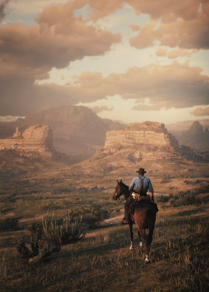 The Heartlands - Red Dead Redemption 2 - image 2 - student project