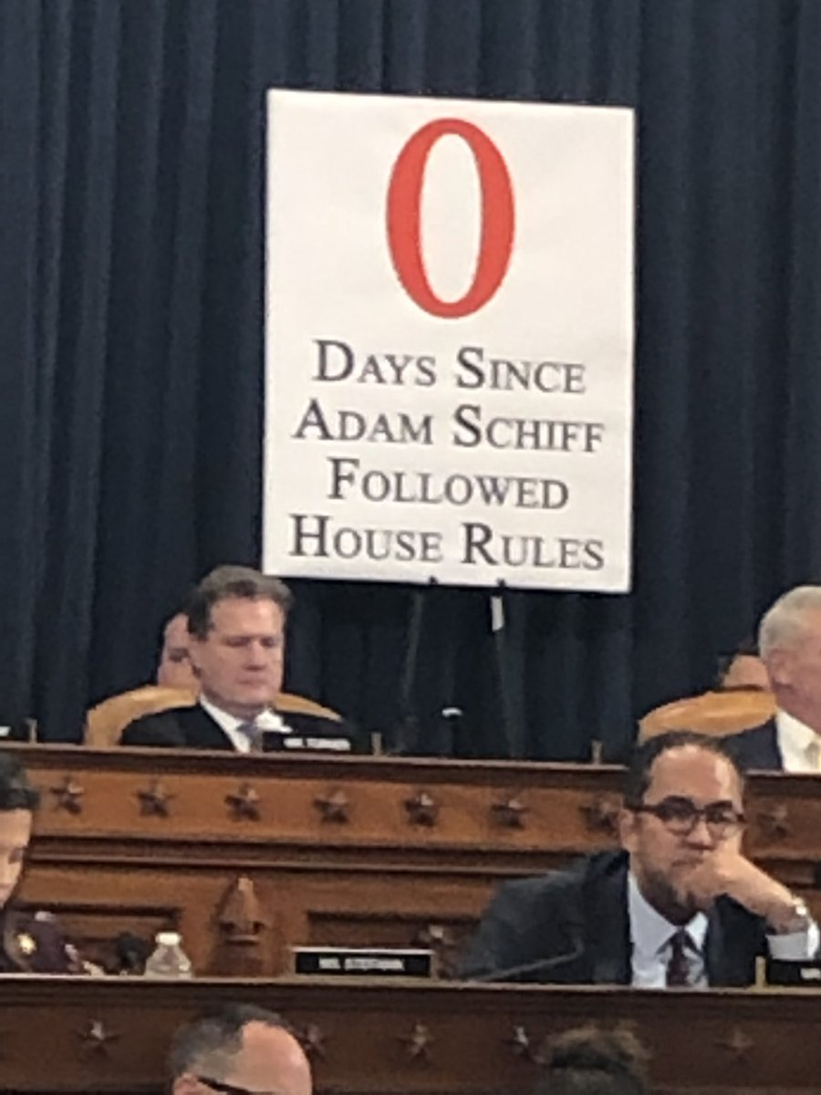 GOP adds new sign during the break
