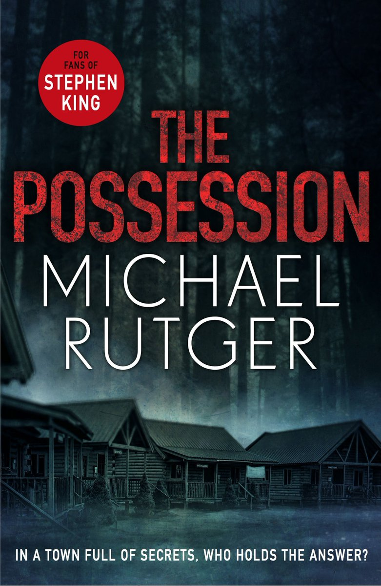 People of the UK, just to let you know THE POSSESSION is on Black Friday Kindle promotion, dropping to 99p between the 22nd and 29th November. And if that doesn't thrill you to the bottom of your soul, you are cold and dead inside.