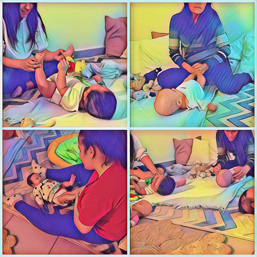 test Twitter Media - Ayer las mamás de @Preinfant Madrid de @abd_ong reflexionaron sobre los #derechosDeLainfancia mientras disfrutaban de un taller de masaje infantil, en el que además trabajamos el vínculo mamá bebé 👩🦱👶  #apegoSeguro #crianza  #masajeInfantil #juntasMejor https://t.co/0rGiGqHQM9