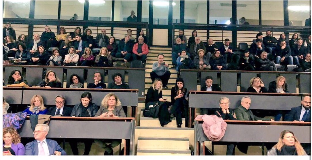 """test Twitter Media - A #TorreAnnunziata insieme a #Professionisti, #Esperti, #Associazioni e #ForzeDellOrdine, al Convegno: """"Le Donne in #Difesa delle Donne"""". #Insieme  #ControLaViolenzaDiGenere #RoadTo25Novembre  #StopViolenza  🚫✋ https://t.co/rqgldYgpsn"""