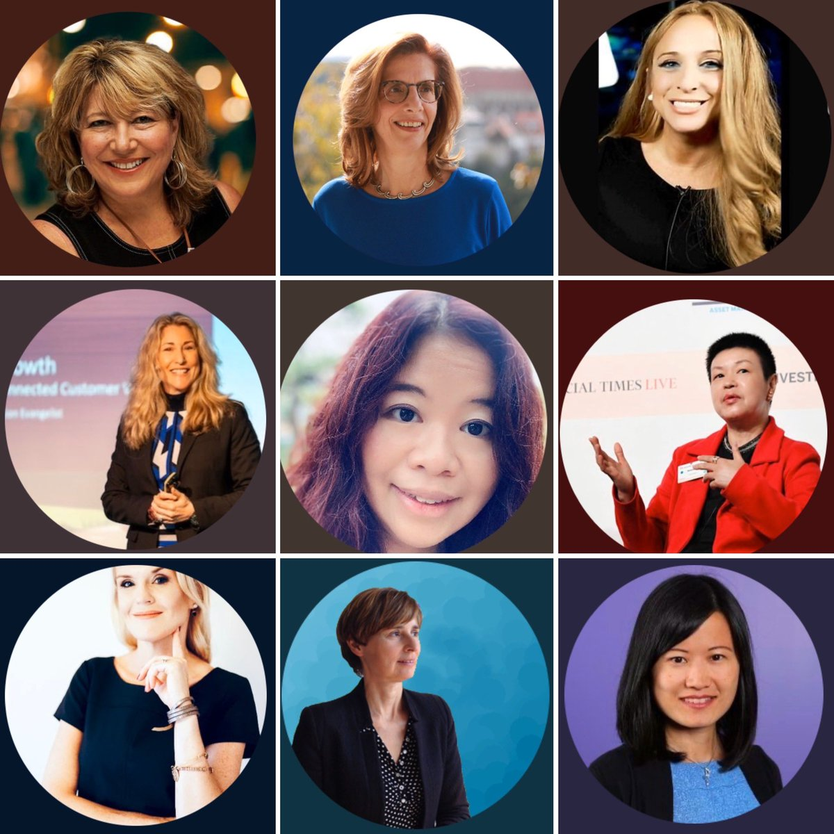 """So many women inspire me daily on #socialmedia. Honored to be recognized by @Onalytica as a """"Women in Finance: Top 100 Influencers"""" with this incredible community. Congrats 👏 ⤵️ onalytica.com/blog/posts/wom… @psb_dc @TheRudinGroup @helene_wpli @efipm @chboursin #WomeninBusiness"""