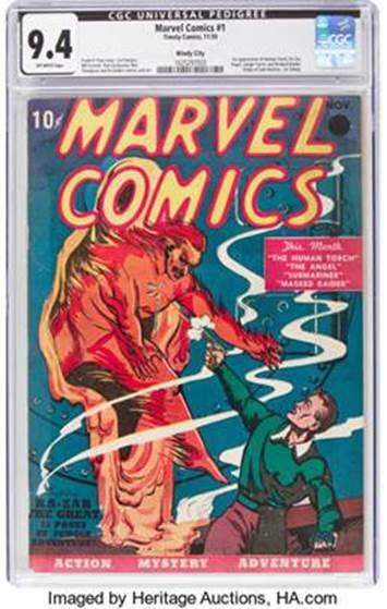 Це Marvel! Продай комікс за мільйон $