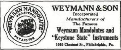 weymann logo