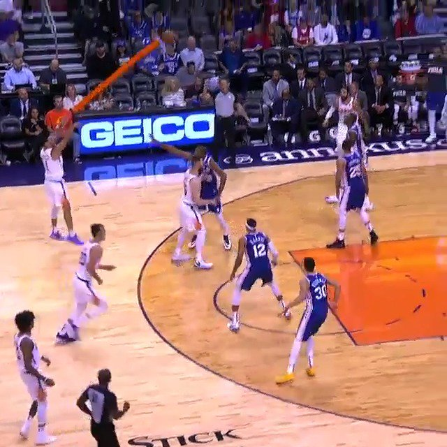 Image for the Tweet beginning: Devin Booker can make it