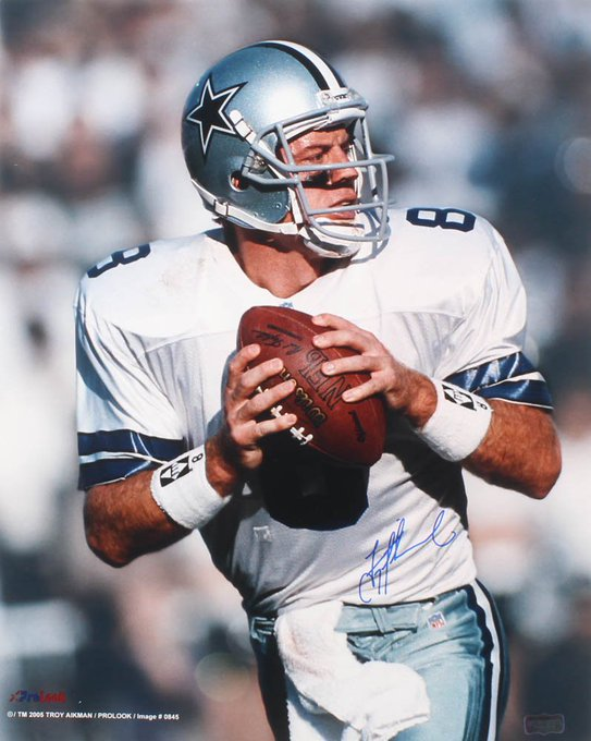 Happy 53rd birthday to Troy Aikman!