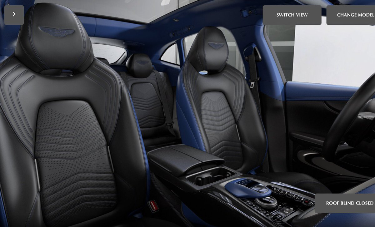 Have you tried our DBX configurator yet?  Spec your dream car here: https://t.co/pKQI4totf2  #DBXreveal