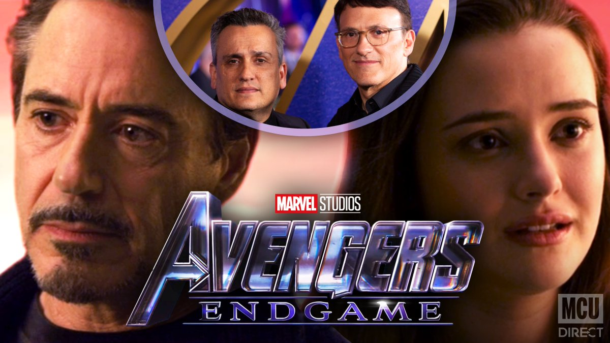 The @Russo_Brothers have further opened up about the removal of @RobertDowneyJrs Tony Stark and Katherine Langfords Morgan Stark shared scene from #AvengersEndgame: It didn't feel like it was as powerful as we may have thought. bit.ly/2pJ72jG