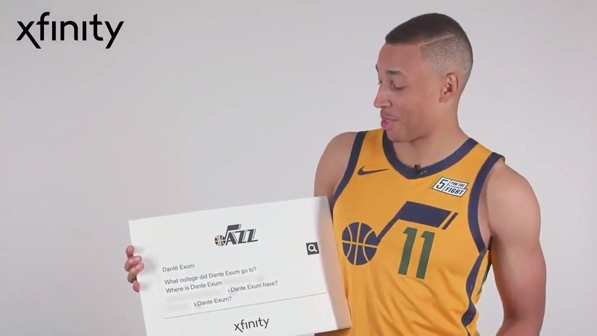 Utah Jazz On Twitter What College Did Dante Exum Go To