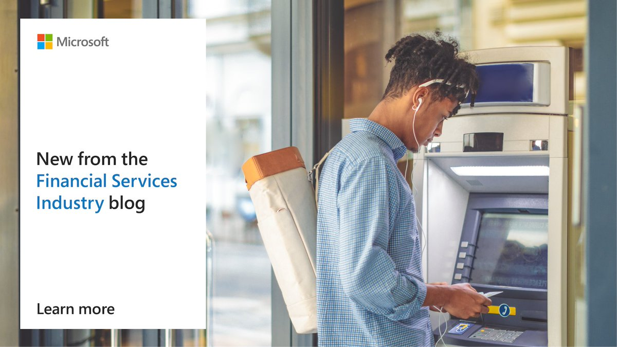Learn how banks can accelerate #DigitalTransformation by embracing open APIs. Read the blog: http://msft.it/6014TpOMn