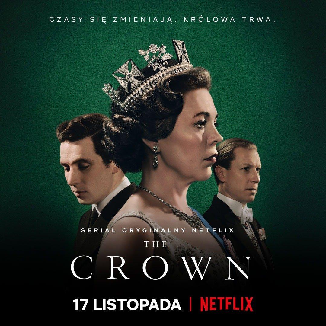 3 sezon #TheCrown na @NetflixPL to absolutne mistrzostwo w wykonaniu Olivii Colman i Heleny Bonham Carter. Top 👌👑