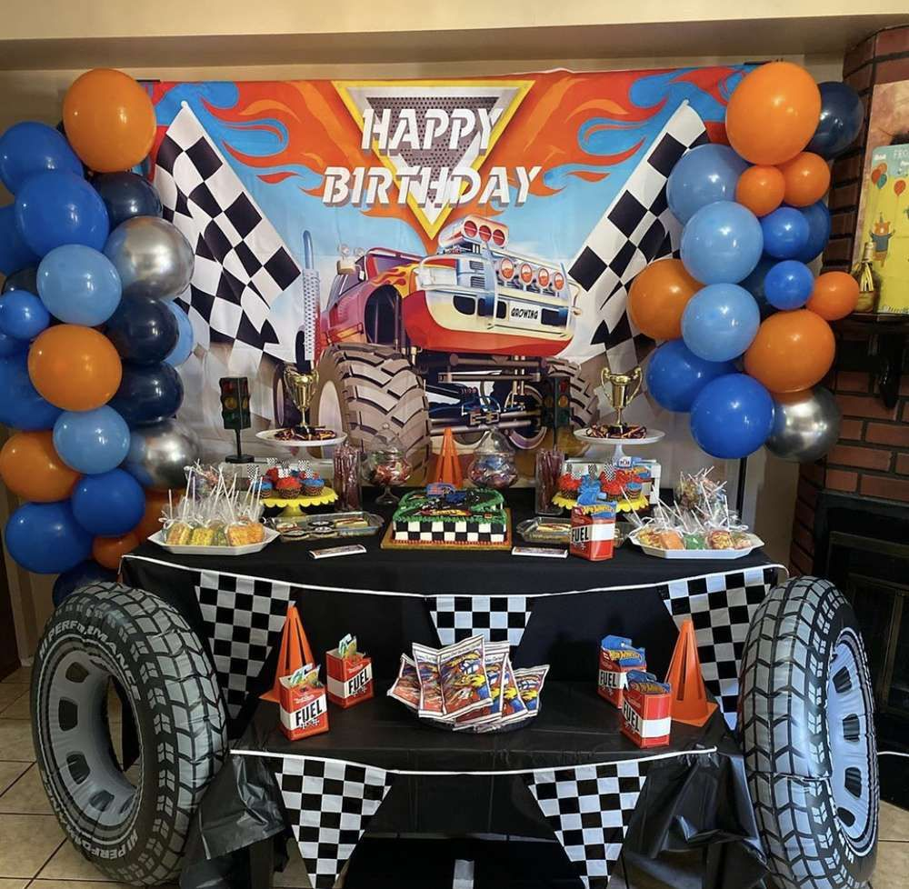 Tremendous Catch My Party A Twitter Check Out This Awesome Hot Wheels Funny Birthday Cards Online Chimdamsfinfo