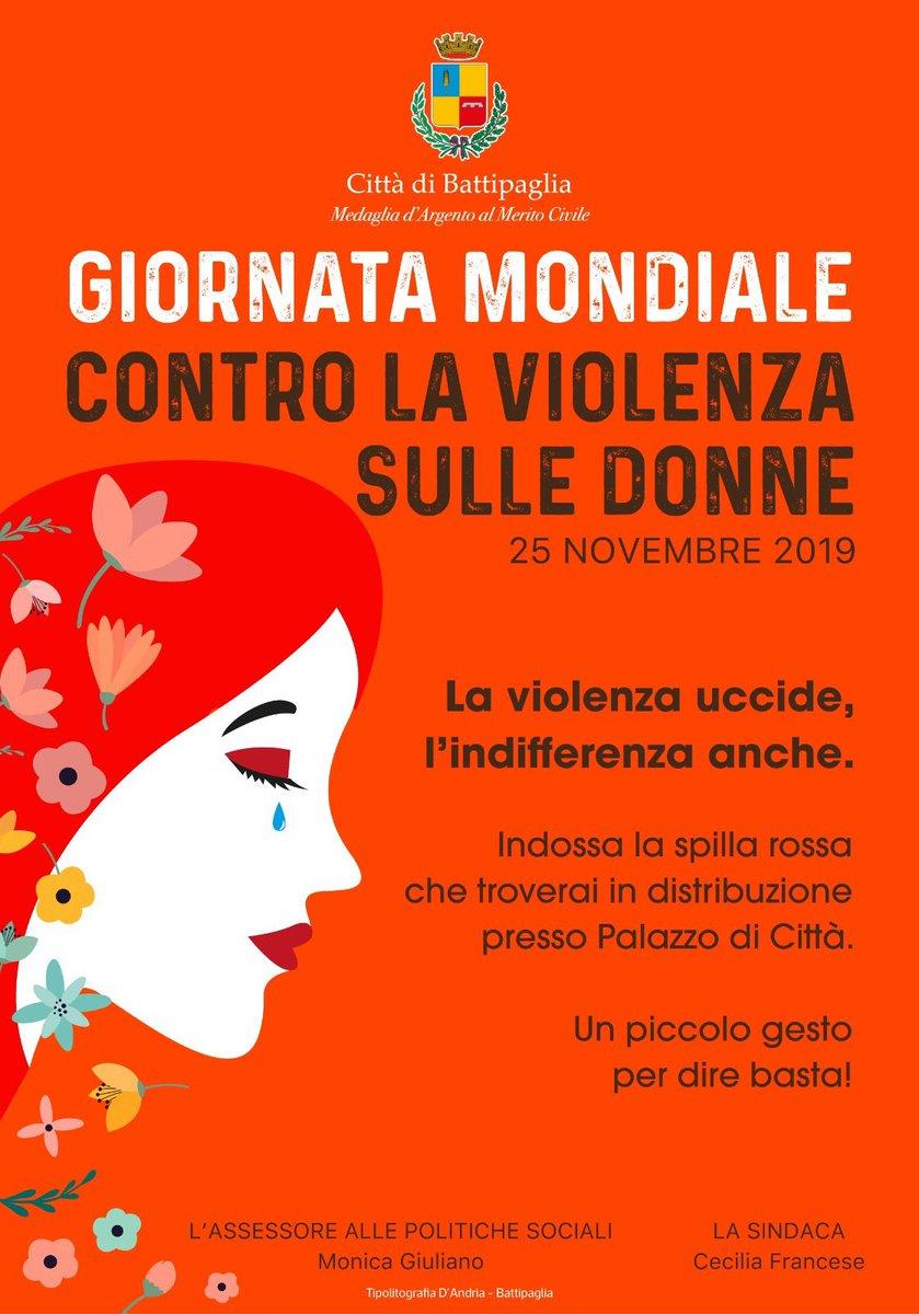 #violenzasulledonne