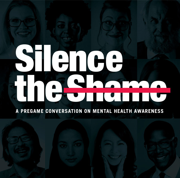 Join the conversation with @ShantiDas404 on Mental Health Awareness as she works to Silence the Shame on Saturday before we take on the @Raptors   Secure your spot and grab a ticket to the game: http://bit.ly/34bgdbo  #TrueToAtlanta
