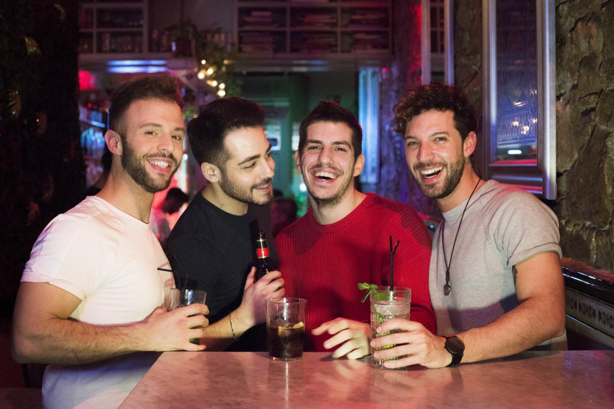 Gay bars and culture