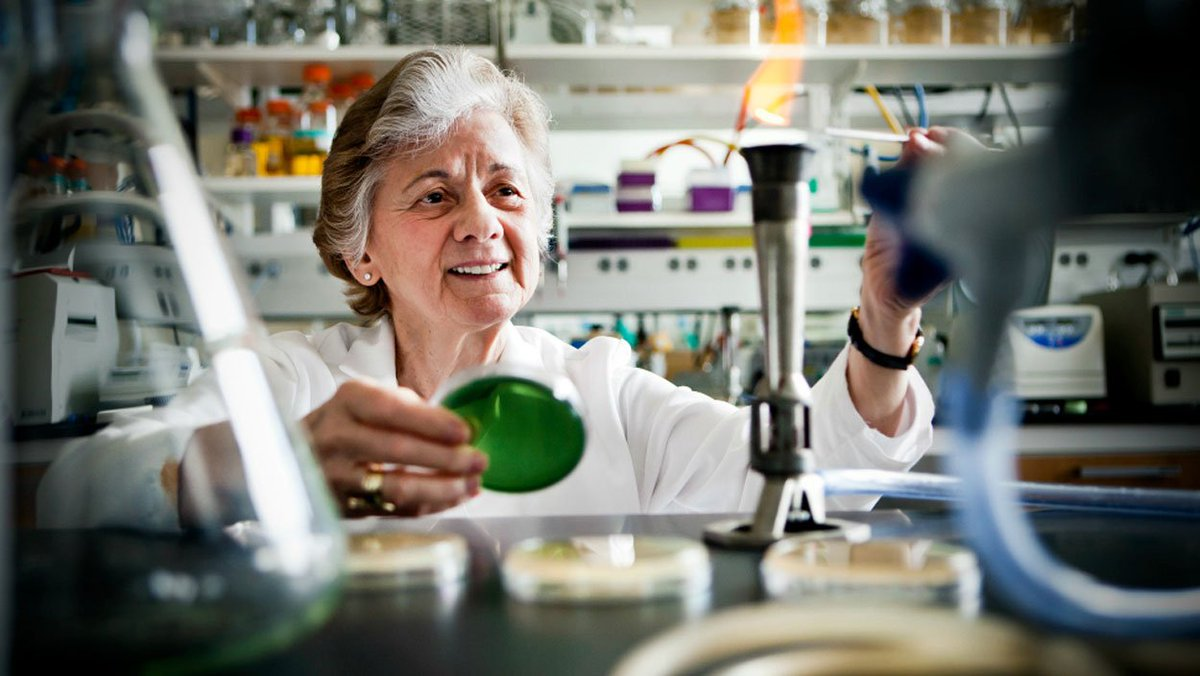 "Born on this day in 1934, environmental microbiologist and scientific administrator Rita Rossi Colwell. ""If we do not become active partners in crafting the policies that involve and affect our work, it will be done without our insight, reason, and wisdom."""