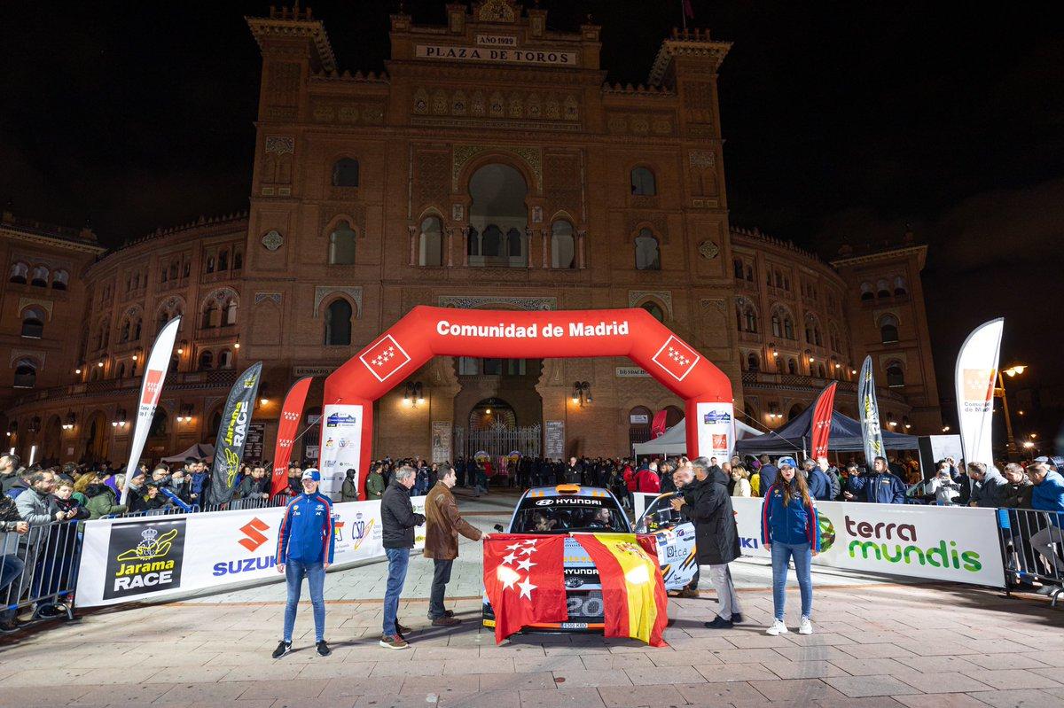 CERA: 10º Rallye Comunidad de Madrid - RACE [22-23 Noviembre] - Página 2 EJ7qov6XYAAscAe