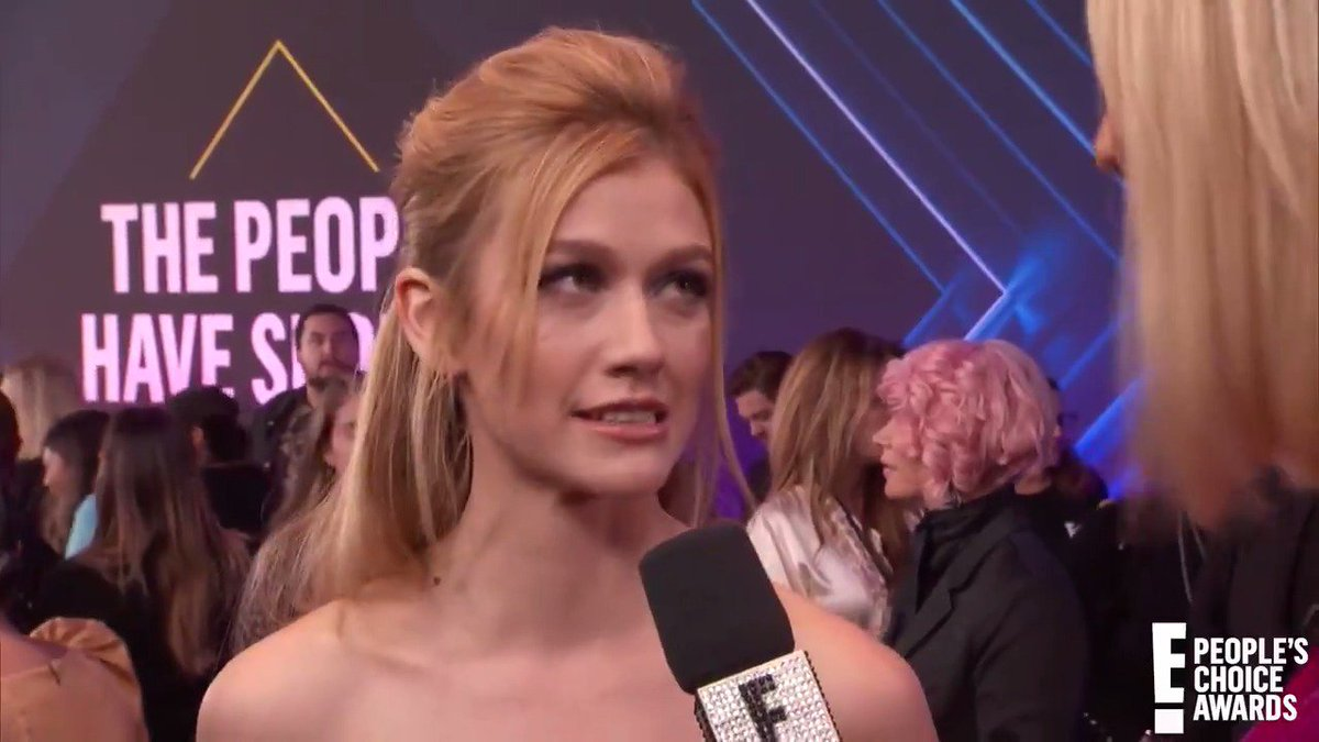 Not to brag, but @Kat_McNamara and I have the same heroes #PCAs
