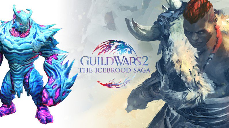 We partnered up with Alienware Arena to give away the #GuildWars2 Icebrood Saga Hero's Bundle, which includes the Ogre Minipet, item booster, karma booster and more! Log in to create an Alienware Arena account to get your in-game code.  https:// na.alienwarearena.com/ucf/show/20974 03/boards/contest-and-giveaways-global/Giveaway/guild-wars-2-icebrood-saga-heros-bundle-key-giveaway   … <br>http://pic.twitter.com/Iho8dxpKMn
