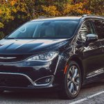 Image for the Tweet beginning: Not your parents' minivan. #ChryslerFamily