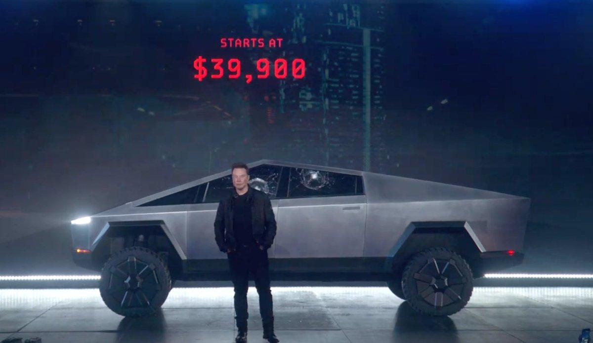 @mashable's photo on The Tesla