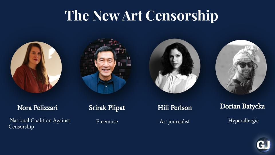 #Freemuse Executive Director Srirak Plipat participated in #GlobalJournalist's edition about #censorship in the world of #artisticexpression. Watch the whole episode below to hear detailed insights.