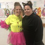 Image for the Tweet beginning: Our own Fancy Nancy and