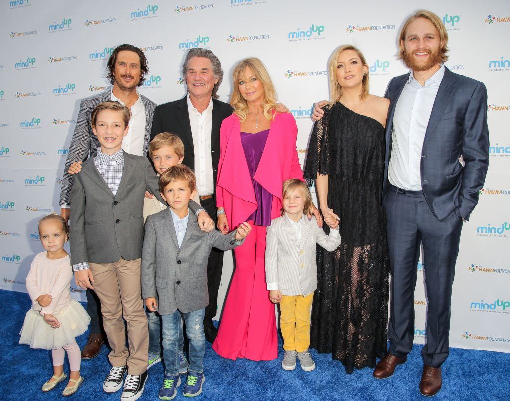 Kate Hudson Wishes Mom Goldie Hawn Happy 74th Birthday:Photo