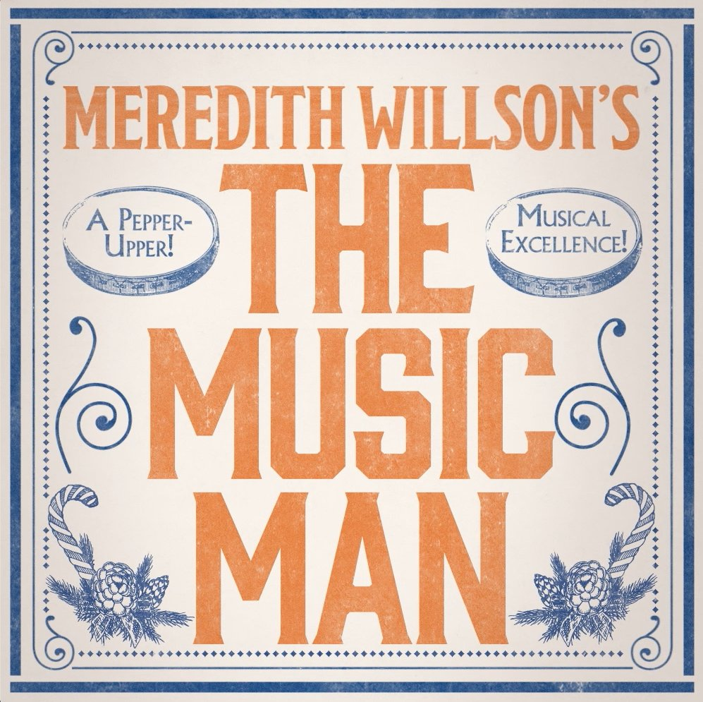 It's not a holiday without a parade! Hugh Jackman. Sutton Foster. THE MUSIC MAN opens on Broadway October 2020. A gift of unquestionable quality.  #TheMusicManBroadway