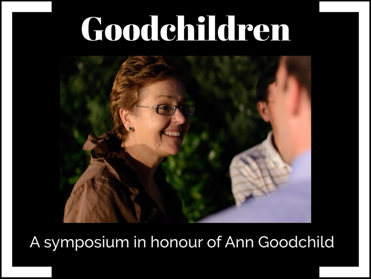 Second, bittersweet moments as we honoured Ann Goodchild's huge contribution to our group and our scientific field. She's been a superb leader and mentor over the years, contributing to the fields of autonomic, visual, and general neuroscience, and she'll be sorely missed. <br>http://pic.twitter.com/9QM49qWSck