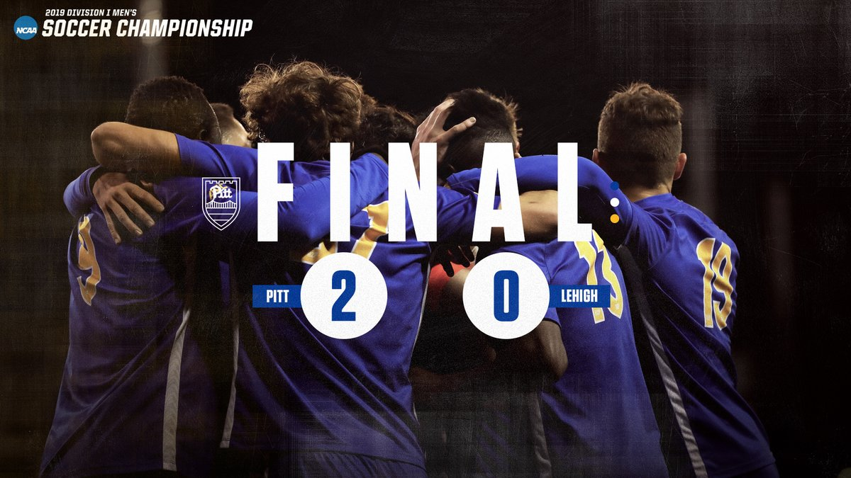 Congratulations to @Pitt_MSOC on advancing in the NCAA playoffs! 🙌🙌