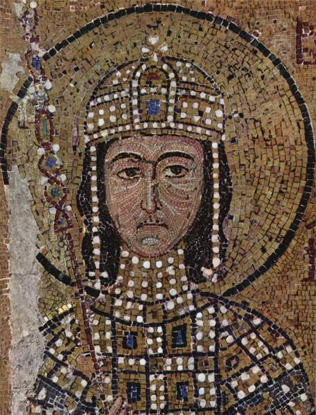 Born on this day in 1083, princess, scholar, physician, hospital administrator, and historian Anna Komnene.