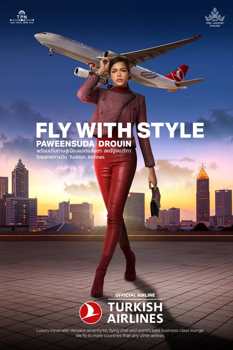 FLY WITH STYLE Official Airline: TURKISH AIRLINES: Luxury travel with Versace amenity kit, flying chef and world's best business class lounge. We fly to more countries than any other airlines.  #TurkishAirlines #WidenYourWorld<br>http://pic.twitter.com/wKfMAPXSut
