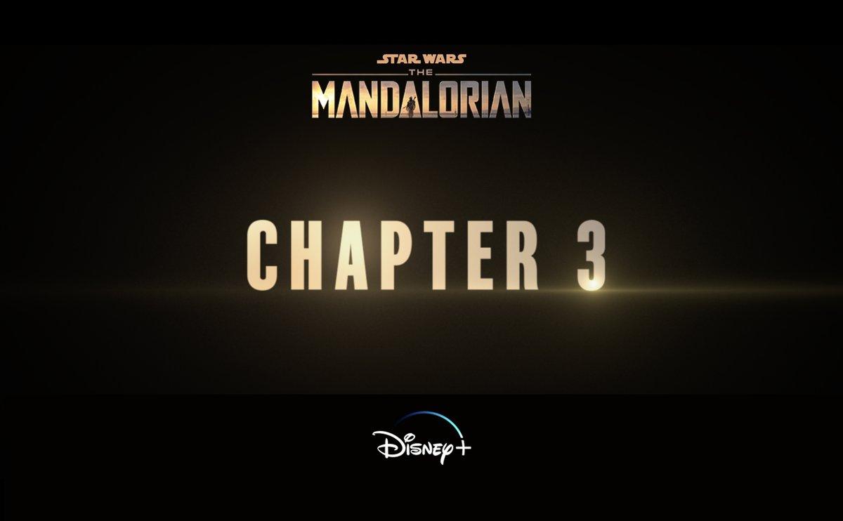 @themandalorian's photo on Chapter 3