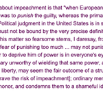 Image for the Tweet beginning: What Tocqueville actually wrote about