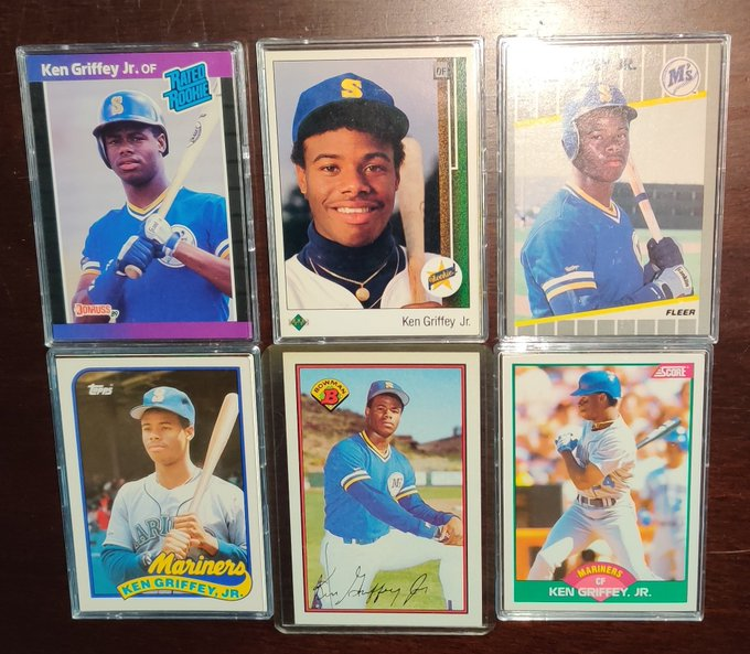 Happy 50th Birthday to Ken Griffey Jr.!