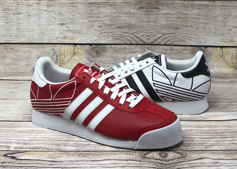 Image for the Tweet beginning: adidas Originals Samoa Trefoil Pack