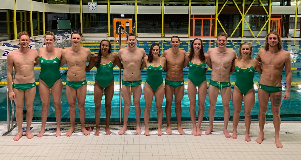 Australian Life Saving Team at German cup