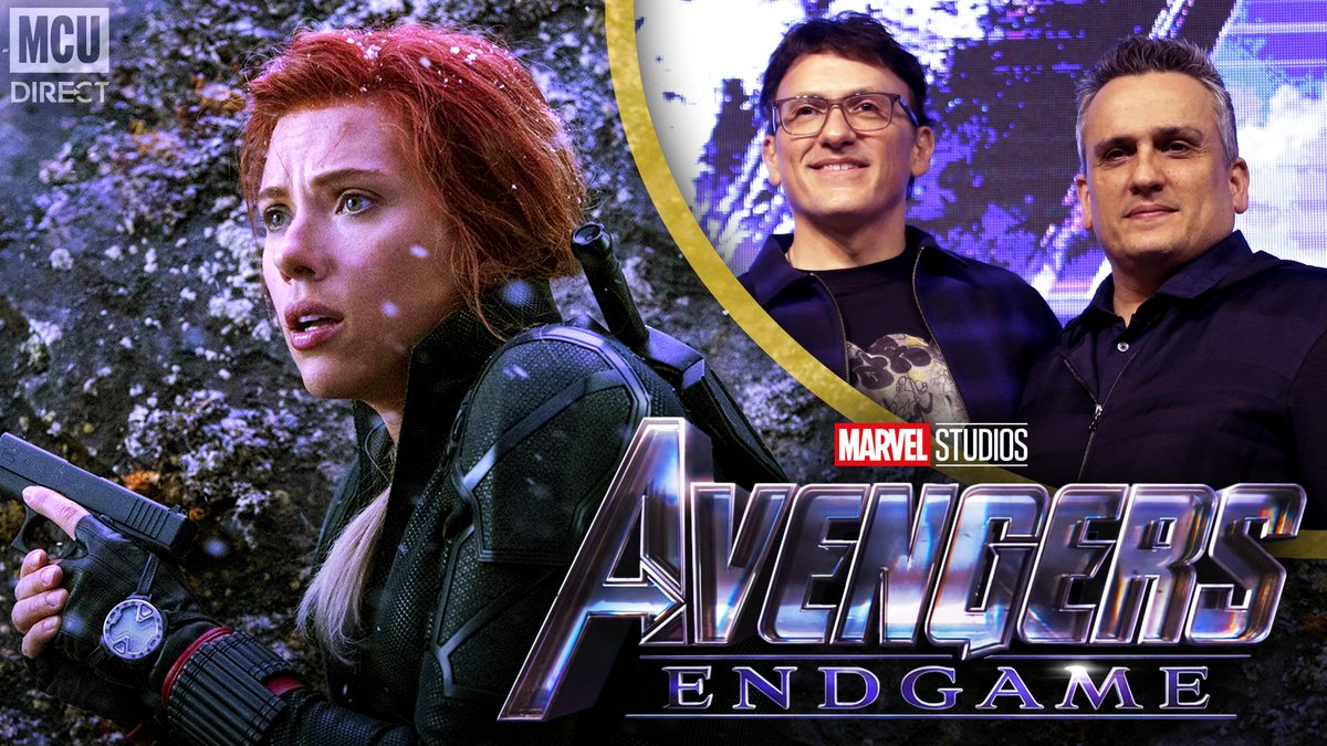The #AvengersEndgame scene involving Black Widow & Hawkeye fighting Thanos army on Vormir was deleted from the final cut of the film since audiences didn't have any relationship with... a bunch of Thanos minions, reveal the @Russo_Brothers. bit.ly/2pJ72jG