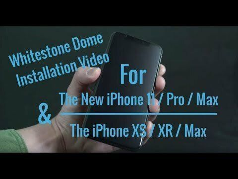 iPhone 11 & XS Installation Video https://buff.ly/2JhJfO9  #WhitestoneDomeGlass #iphone11 #iPhone11Pro #iPhone11ProMax 💎http://WHITESTONEDOME.COM 💎#BTS #ARMY #JIN #JUNGKOOK #RM #V #JIMIN #JHOPE #SUGA #BEST #Screenprotector #Premium #Glass #Cracked #Screen #happy #fun